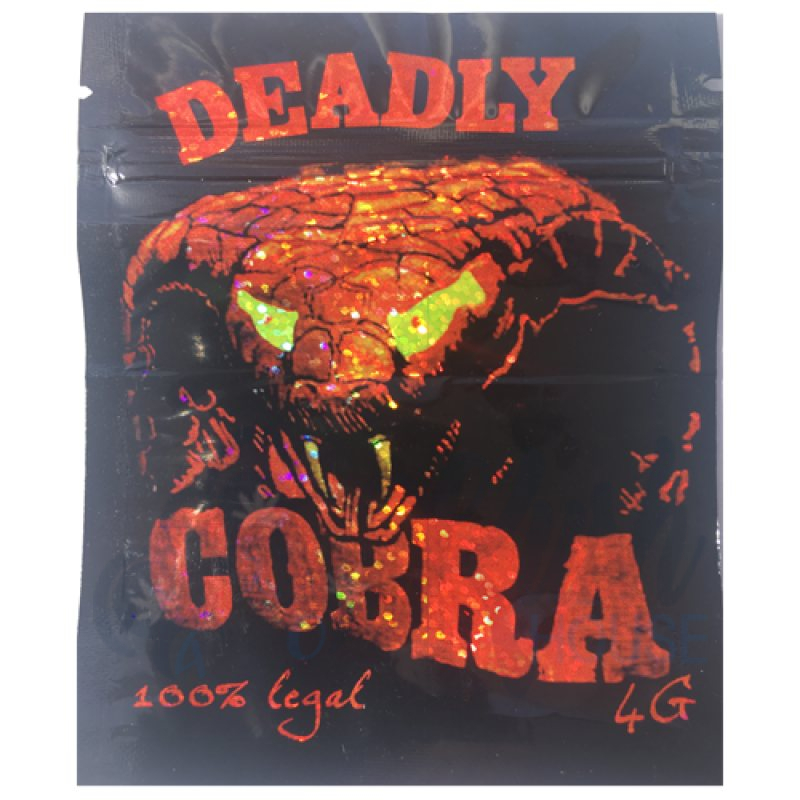 Buy Deadly Cobra Herbal Incense 4g