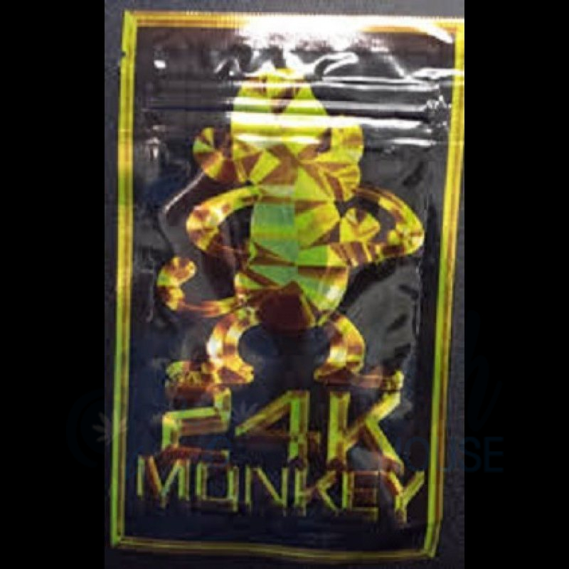 24K Monkey Herbal Incense 10g