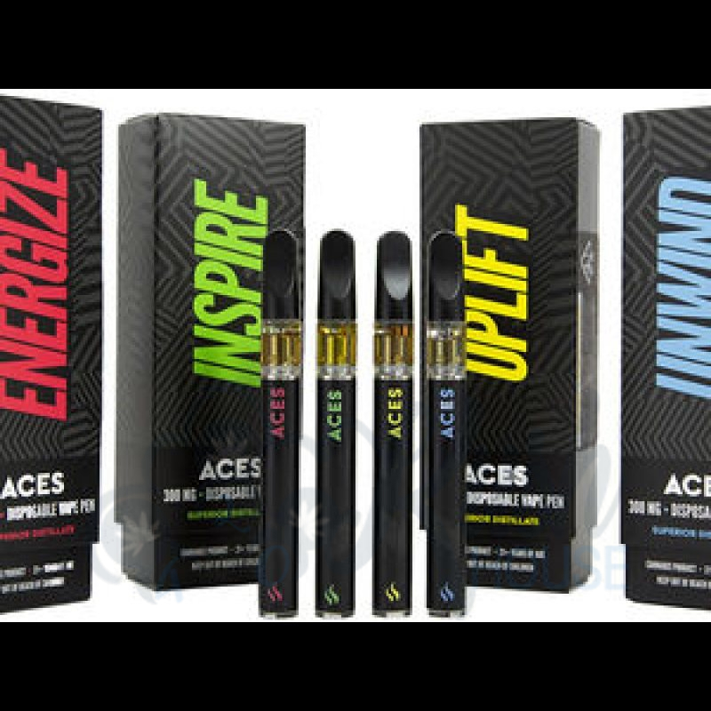 Buy Aces Extracts Vape Cartridges 1gram Online